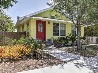 New! 3BR Historic McGill House Dntwn LW 1 mile to Beach, Lake Worth