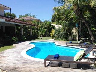 Luxury Golf & Beach Villa with Private Pool