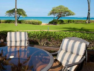 5C Sugar Cove, beachfront Spreckelsville, Paia