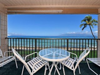 Direct Ocean Front 1 Bedroom - Kaleialoha 210