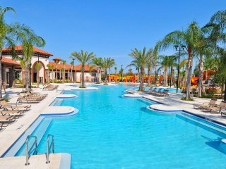 Luxury 9BR 7bath Solterra Resort home w/ private pool/spa and games from $288nt