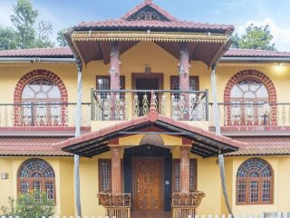 2-BR homestay with a homely touch, 1 km from Madikeri Fort