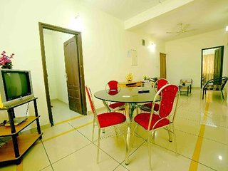 Serviced apartments in Cochin
