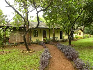 Cottage Located in the Charming South Goan Village Veroda!!