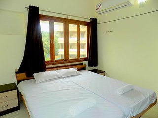 Two Bedroom Apartment in Candolim