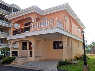 Cozy 3 bedroom villa by the Varca beach