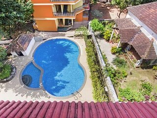 Well-furnished one bedroom apartment, 1.7 km from Anjuna beach