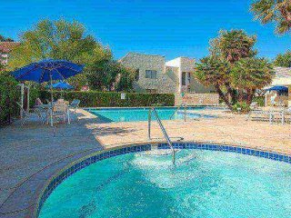 Steps from El Paseo -- Location! Style! Amenities!  South Exposure