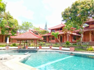 Traditional Three Bedroom Villa