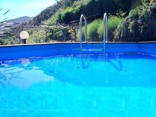 Casa Pablo. Meraviglioso Loft con piscina in antica casa in pietra ampie terraze