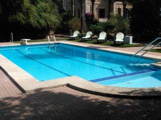 SA CUDIA CREMADA. Espectacular finca rural menorquina con piscina en Mahón