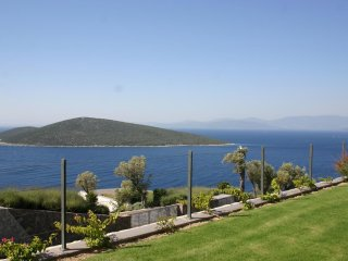 Bodrum Türbükü Upstairs Residence With Perfect Sea View # 167