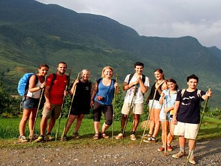 Sapa trekking 3 days 4 night - Hotel & Homestay