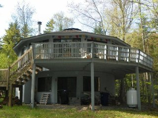 Private White Mountain Home only 5 miles to Waterville Valley Resort!