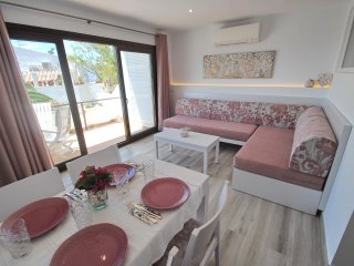 WONDERFUL 2 BEDROOMS APARTMENT WITH TERRACE SEA VIEWS IN CALA D'OR
