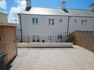 Private parking with secured gates