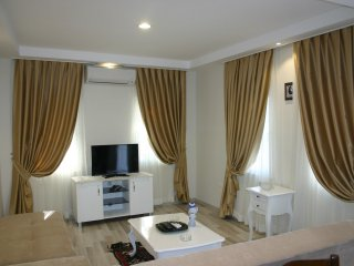 Bodrum City Center Luxury Furnitered Apartment #196