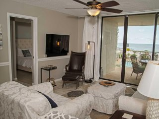 Fall Into A Vacation ~ Great Location ~ Gulf View ~ Seaside Beach & Racquet 4409