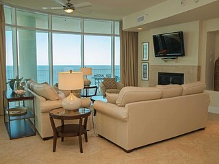 Turquoise Place 2001D ~ All Tile ~ Corner Condo ~ 4 bed, 4.5 Bath ~ Prickett Pro