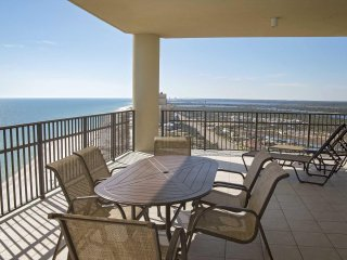 Gulf Front ~ Lazy River ~ Corner Condo ~ Phoenix West 2301 ~ Prickett Properties