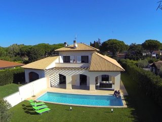 Beautiful and Secluded Villa Benedetta with Private Pool Near Golf and Beach