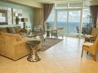 Gorgeous 26th Floor condo~ All Tile ~ Sleeps 10 ~ Turquoise Place 2605C ~ Pricke