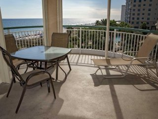 Beach Colony Resort W4D ~ 3 bed, 3 bath ~ Gulf Front - Low Floor - Corner Condo
