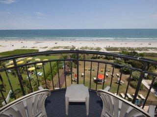 Scenic Oceanfront Condo 501, Myrtle Beach