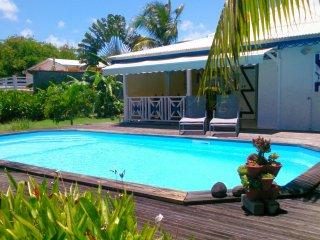 Fleur de coco lounge, Villa avec piscine privee