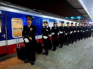 Sleeping Train From Hanoi To Sapa