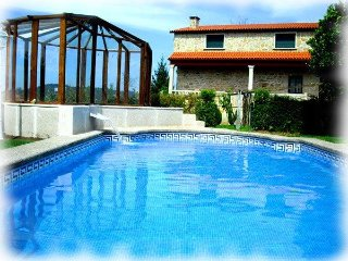 326 Countryside villa with pool and jacuzzi