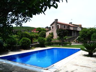 345 Villa with pool near Portugal