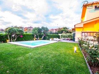 Elegant Villa Imma with private pool in quiet area just outside of Rome, Albano Laziale