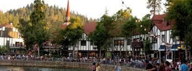 The Village is just 10 min away and has many shops, restaurants, boat tour, and other water sports.