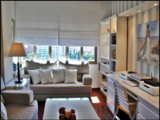 MALAGA CENTER, ANDALUCIA AVENUE (2 ROOMS) LUXURY APARTMENT.