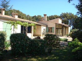 """Vakantiehuis aan de Mont Ventoux, Provence """"l homme de fer """"gîte Peggy"""