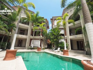 Luxury Condo With Pool View Terrace Macaws 16, Jaco