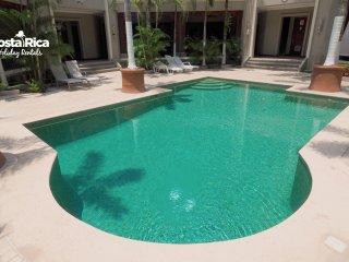 Pool View, Private Beach Access Condo Macaws 11