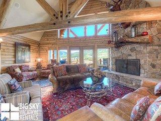 Big Sky Private Home | Washaki Lodge