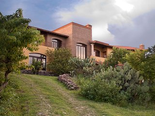 "Casa del Sombrero Guanajuato Rental, Welcome to the ""Mexican Tuscany"""