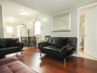 New Sunny Stunning 2 Bedroom Private Apartment, Filadelfia
