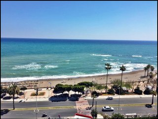 BENALBEACH beachfront 1 bedroom 6th Floor