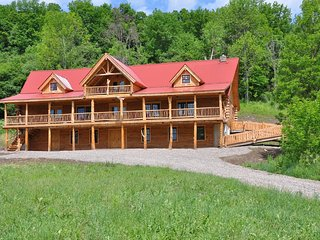 Lodge Solange Bed and Breakfast, Saint Johnsville