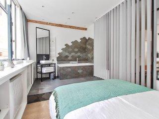 SLOTH LOFT MONTMARTRE - design appartment Lamarck Caulaincourt