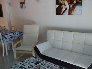 Alquiler apartamento dos dormitorios