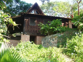 Lovely Jungle House on Hill with Separate Casita, Sayulita