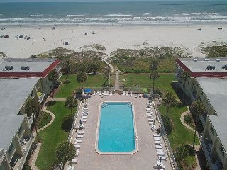 Spanish Trace 353, Ocean Front, 2 Bedroom/2 Bath, Gated Resort
