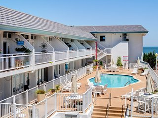 NEW! Virginia Beach Studio-Oceanfront Complex!
