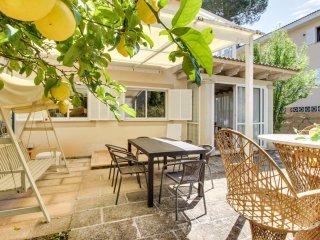 Casa c/ bonito jardin cerca de la playa!Ref.190541