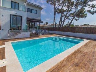 Casa c/ piscina muy cerca de la playa! Ref. 190314